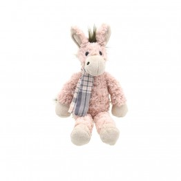Pink Donkey - Small - Wilberry Classics