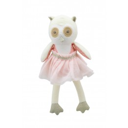 Owl (Cream) - Wilberry Dancers