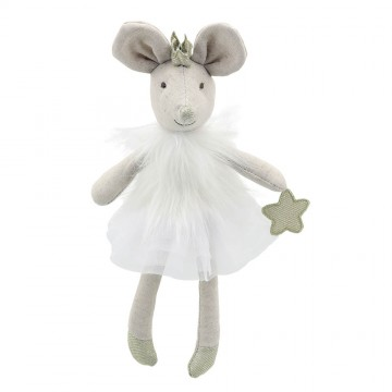 Mouse - White - Wilberry Dancers