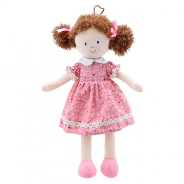 Doll (Pink Dress) - Wilberry Dolls