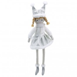 Doll - Silver - Wilberry Dolls
