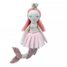 Mermaid - Ginger Hair - Wilberry Dolls