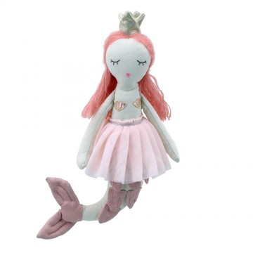 Mermaid - Ginger Hair - Wilberry Dolls