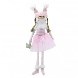 Doll - Pink Small - Wilberry Dolls
