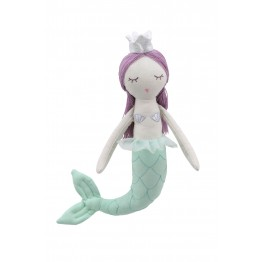 Wilberry Dolls - Mermaid (Purple Hair)