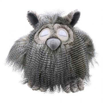 Owl - Medium - Wilberry Feathery Friends