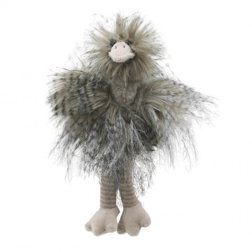 Ostrich - Small - Wilberry Feathery Friends