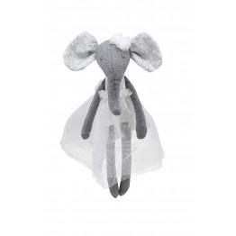 Mrs Elephant - Wilberry Friends