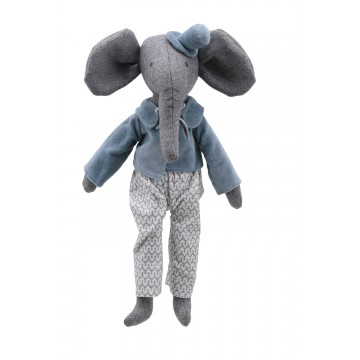 Mr Elephant - Wilberry Friends