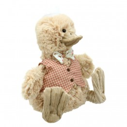 Mr Duck - Wilberry Friends Soft Toy