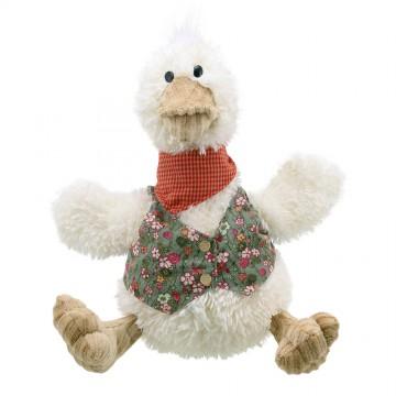 Mr Duck - Green - Wilberry Friends