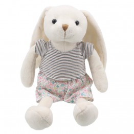 Mr Rabbit - Pink - Wilberry Friends