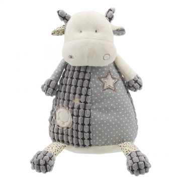 Cow - Grey - Wilberry Friends