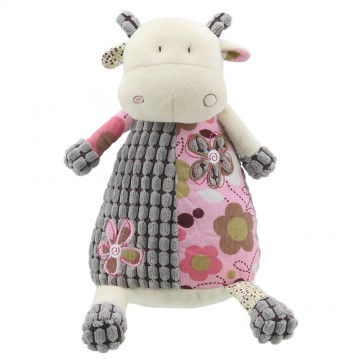 Cow - Pink - Wilberry Friends