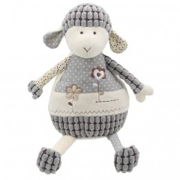 Lamb - Grey - Wilberry Friends