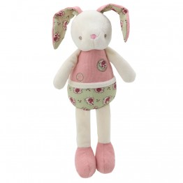 Rabbit - Pink-Green - Wilberry Friends