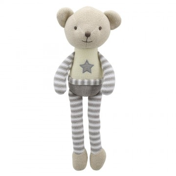 Bear -  Wilberry Knitted