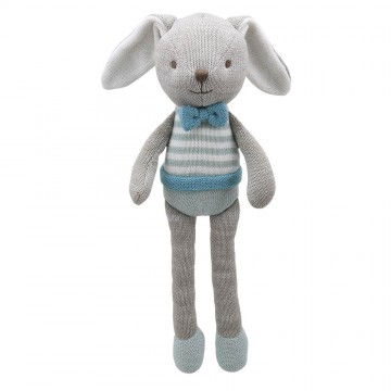 Bunny (Blue) - Wilberry Knitted