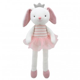 Bunny (Pink) - Wilberry Knitted