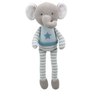 Elephant - Wilberry Knitted