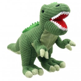 T-Rex Green - Wilberry Knitted
