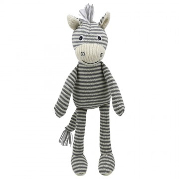 Zebra - Wilberry Knitted