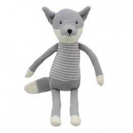 Fox - Wilberry Knitted