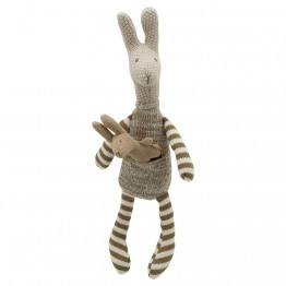 Kangaroo (Brown) - Wilberry Knitted