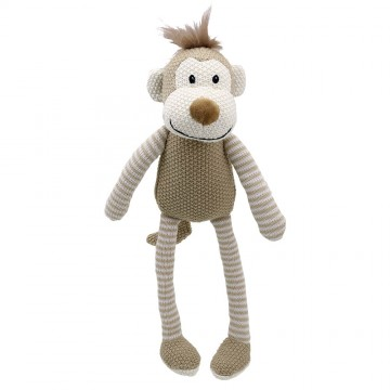 Monkey - Wilberry Knitted