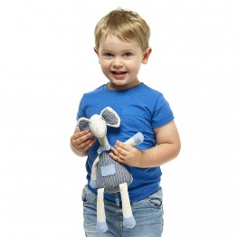 Elephant - Wilberry Linen Soft Toy