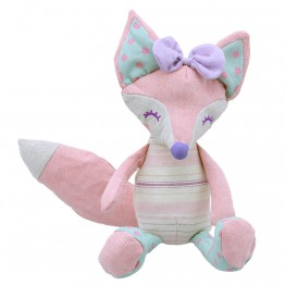 Fox - Wilberry Linen Soft Toy