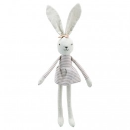 Hare - Girl -  Wilberry Linen Soft Toy