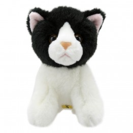 Black and White Cat - Wilberry Mini Soft Toy