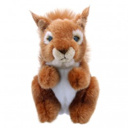 Red Squirrel - Wilberry Mini Soft Toy