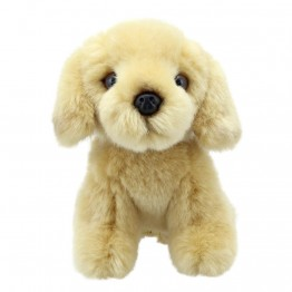 Yellow Labrador - Wilberry Mini Soft Toy