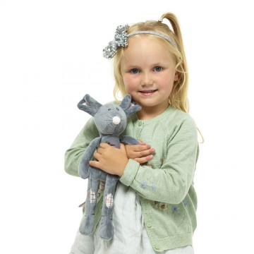 Mouse - Wilberry Patches Soft Toy