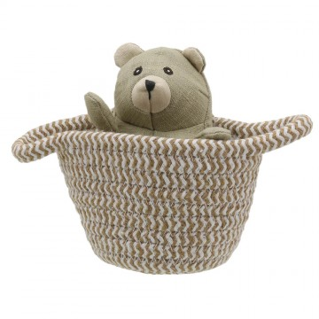 Bear - Wilberry Pets in Baskets