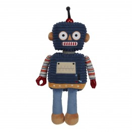 Robot - Dark Blue - Wilberry Robots