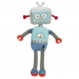 Robot - Light  Blue - Wilberry Robots