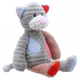Cat - Wilberry Snuggles Soft Toy