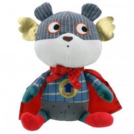 Bear Super Hero