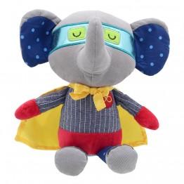 Elephant Super Hero