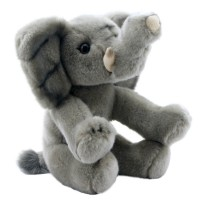 Elephant - Wilberry Wild Soft Toy