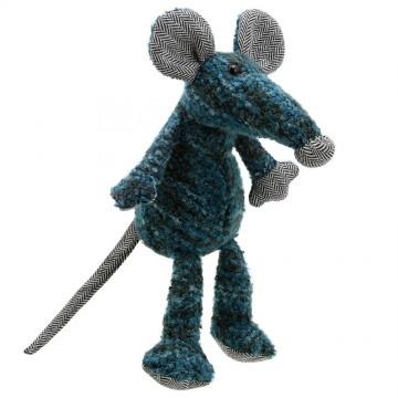 Rat - Blue - Wilberry Woollies