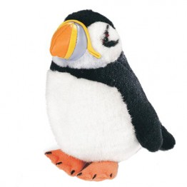 Puffin with Real Call