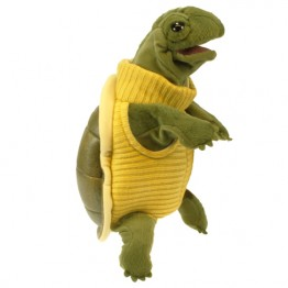 Turtleneck Turtle Hand Puppet