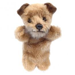 Border Terrier Hand Puppet