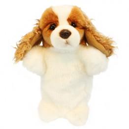 Blenheim Cavalier Dog Hand Puppet