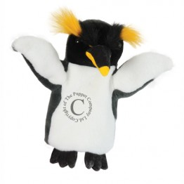 Penguin (Rockhopper) CarPet Hand Puppet