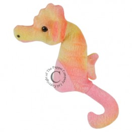 Seahorse Finger Puppet